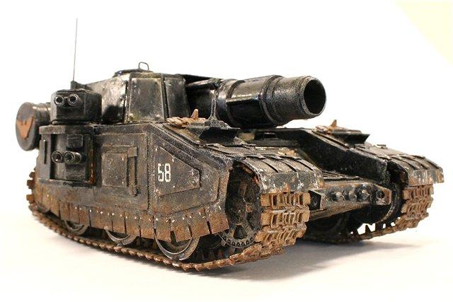 Танк по мотивам Warhammer - [готово] 1815cf68d12e
