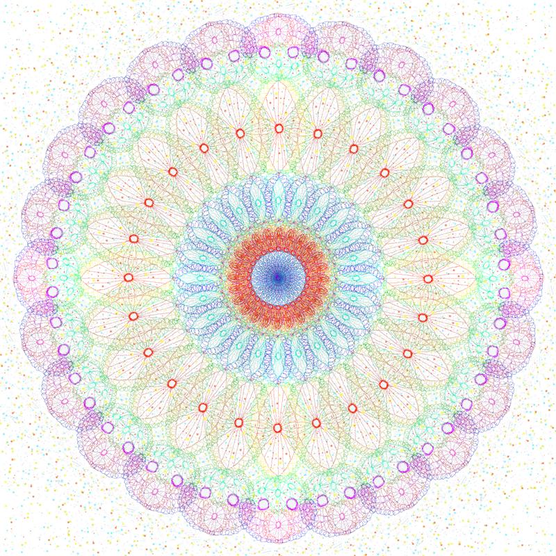 Мандалы для коллективных медитаций а так-же для индивидуального назначения. 99819202cee7
