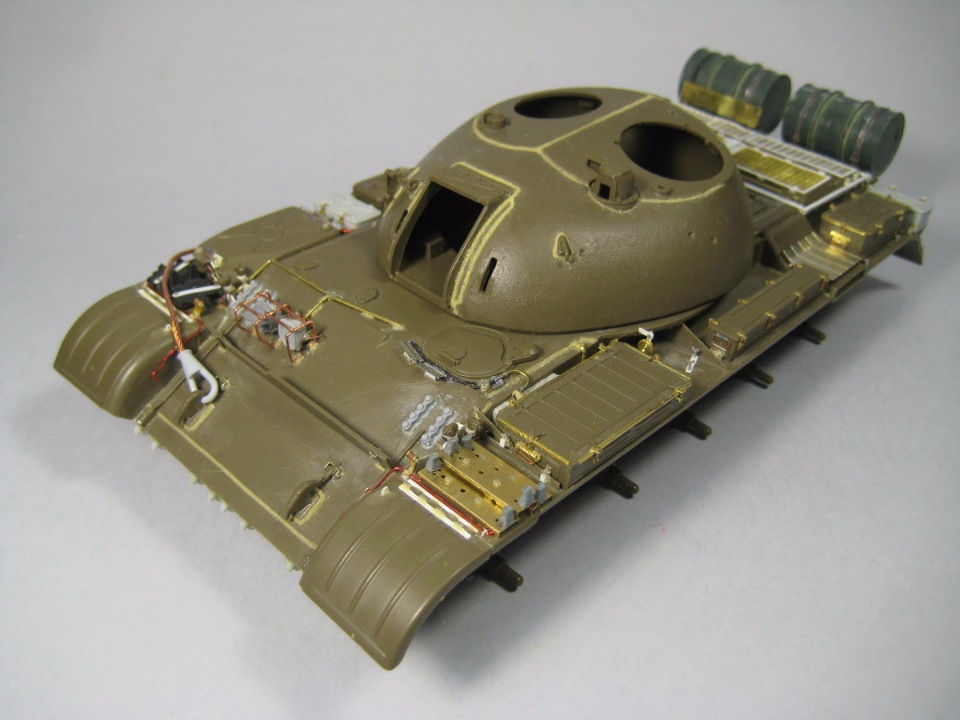 Т-55. ОКСВА. Афганистан 1980 год. - Страница 2 E2b6fce27b5c