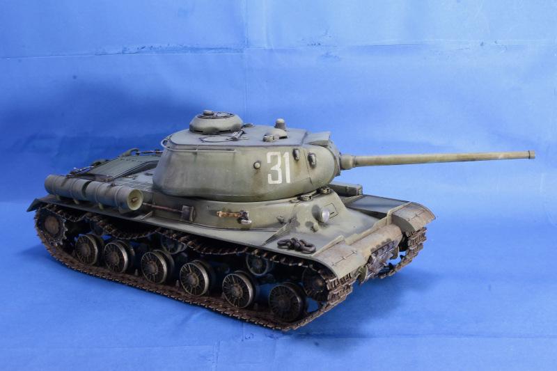 ИС-1 тяжелый танк СССР 1/35 Trumpeter 05587 91d6ef34235b