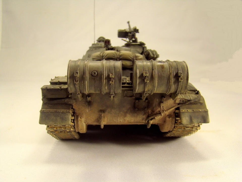 Т-55. ОКСВА. Афганистан 1980 год. - Страница 2 54b7dc0b9143