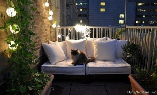 Идеи для оформления балконов и лоджий 902050d530da