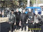 Похороны кавалера Золотого креста Заслуги Юрия Шаркова F6b570046492t