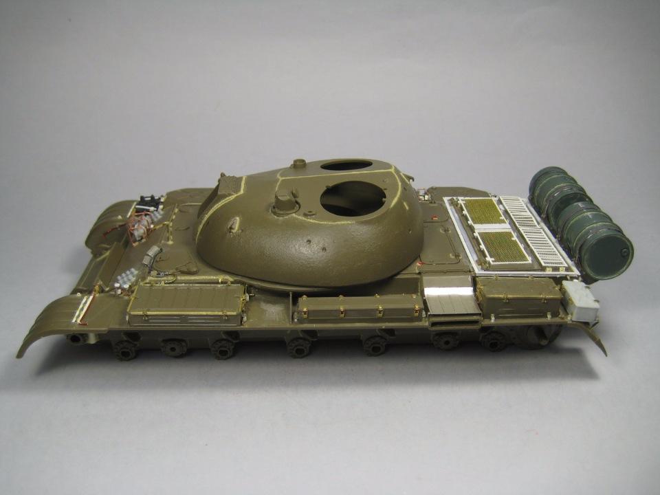 Т-55. ОКСВА. Афганистан 1980 год. 04ace3c88771