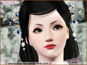 Украшения для головы, волос - Страница 5 45aa21f10980