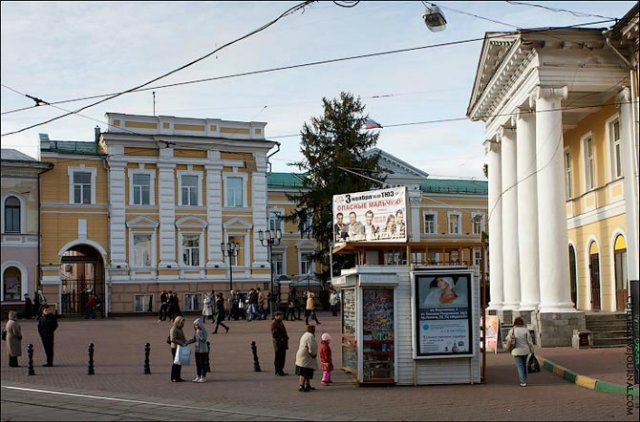 Старый-новый Нижний Новгород. Af4ad9b3d36c
