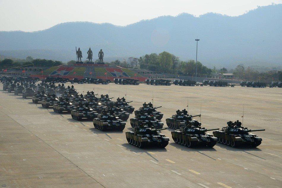 Myanmar Armed Forces 3b46f22eaed2