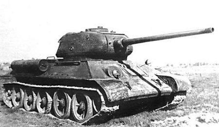 Т-34/85 model 1944г. Factory №. 174 маштаб 1/16 Trumpeter 42c4de4691d5