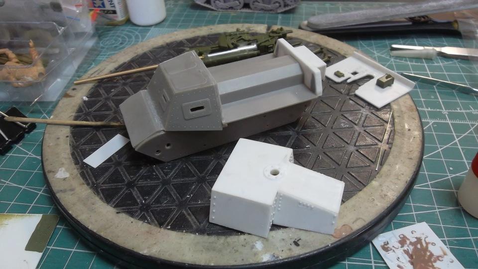 ЗиС-30 Противотанковая самоходная установка, 1/35, (MSD 35014). 81c79149227a