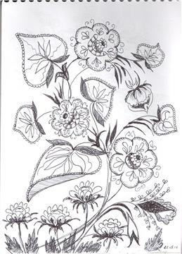 Рисунки ручкой E25db32672b9t