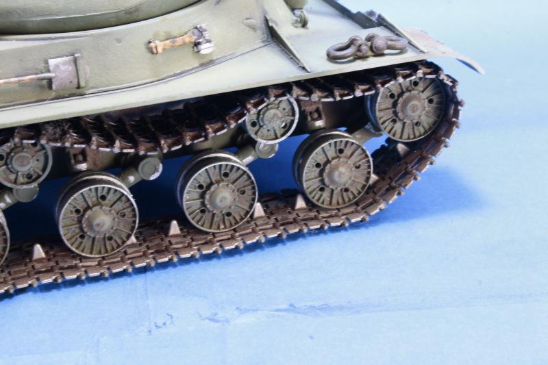 ИС-1 тяжелый танк СССР 1/35 Trumpeter 05587 611666d3612a