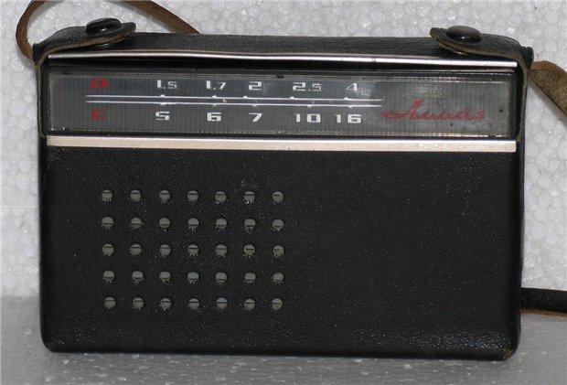 Старое радио 748e89d6eb10