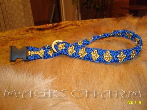 MAGIC CHARM - обереги, ошейники, украшения, ринговки и другие аксессуары для  собак и кошек. 8477394f0ced