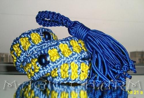 Magic Charm - ошейники, поводки, ринговки, вязаная одежда и другие аксессуары для собак Ad1d7c26b9c9