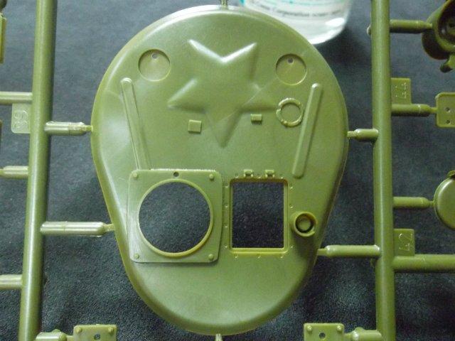 Обзор Т-35 Советский тяжелый танк, 1/35, (Звезда 3667). 78e9c5be7abd