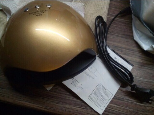 Led лампа для маникюра C981e2b45bb0