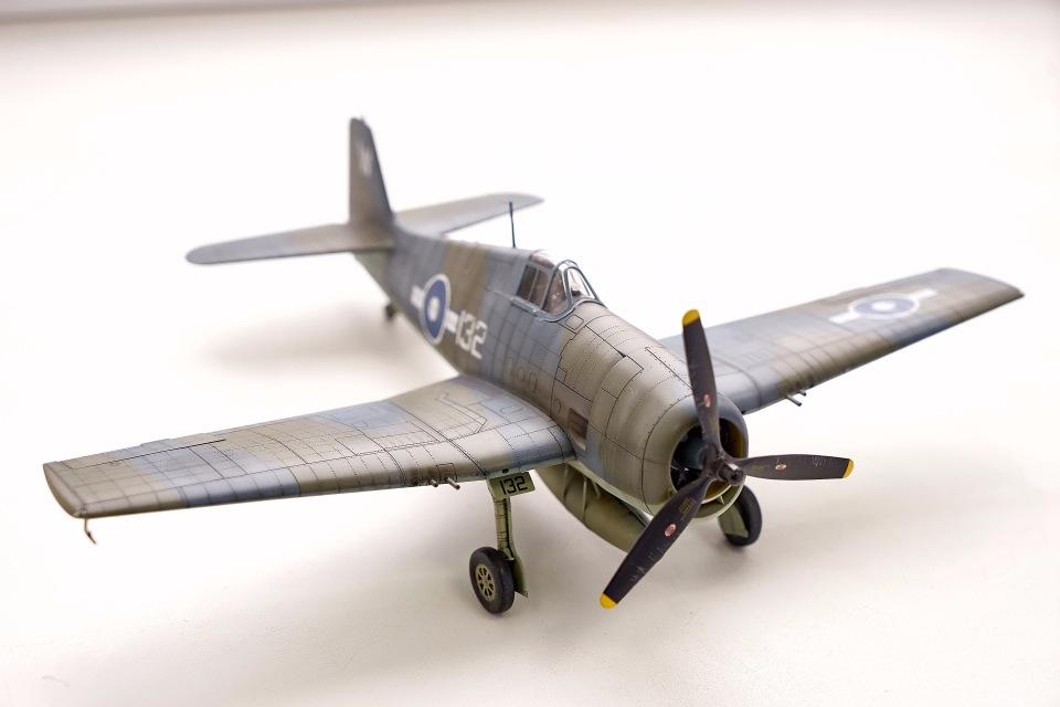 Hellcat Mk.II, Eduard (1/48) 7ebb560dac7e