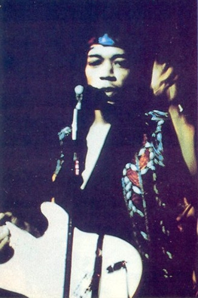 Berkeley (Berkeley Community Theatre) : 30 mai 1970 [Premier concert] 1053986b1f9a