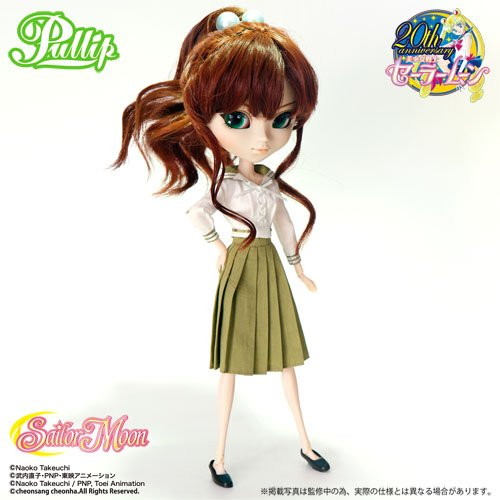 PULLIP Sailor Jupiter Junior High School ver. LE — январь 2015  B87c2ccb0019