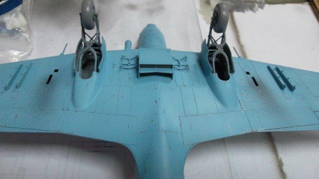 Ил-2, масштаб 1/48, (Tamiya 61113). E3f589a7ff4f