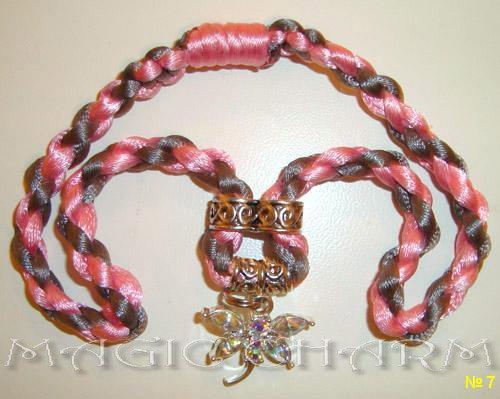 Magic Charm - ошейники, поводки, ринговки, вязаная одежда и другие аксессуары для собак - Страница 2 5bec900af660