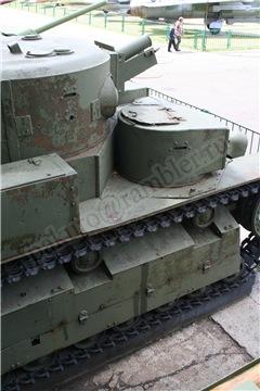 Т-28 с торсионной подвеской - Страница 2 73ff12bbea05t