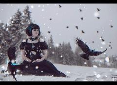 Магия черного ворона