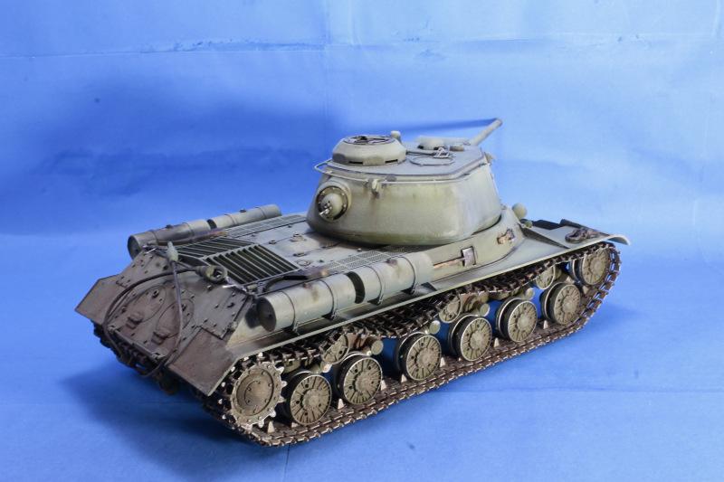 ИС-1 тяжелый танк СССР 1/35 Trumpeter 05587 Ed92d7a203e4