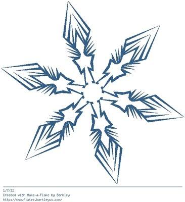 Зимнее рукоделие - вырезаем снежинки! - Страница 9 C812cbc8f59b
