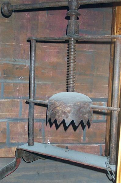 Пытки и орудия пыток инквизиции - Страница 2 2d1baaf50178