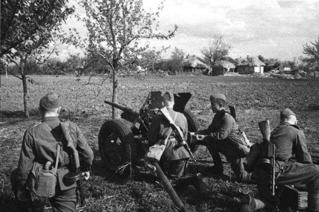 Бронебойные калиберные снаряды 45-мм противотанковой пушки образца 1937 года (53-К) 9e1e39dc18ac