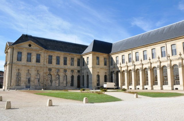 Les nouveaux bâtiments conventuels des XVII° et XVIII° siècles E3e047412de9