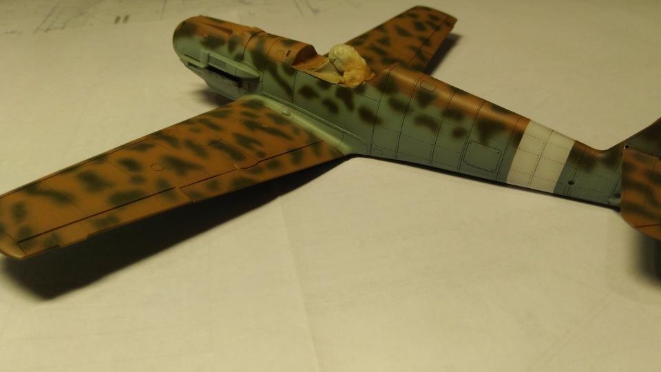 Bf 109 E7/Trop Tamiya 1:48 5b6a64810843