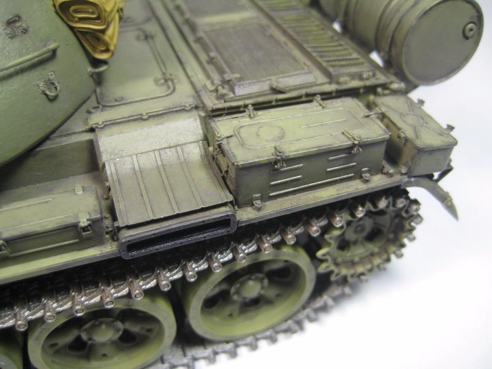 Т-55. ОКСВА. Афганистан 1980 год. - Страница 2 5f5922c2f2e2