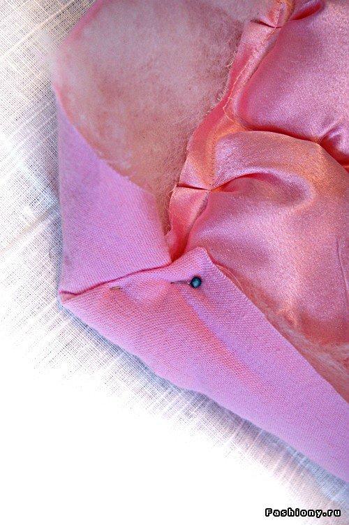 Шьем декоративное одеяло и подушку. Мастер-класс 2cdd3bb02d1a