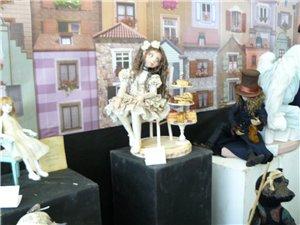Время кукол № 6 Международная выставка авторских кукол и мишек Тедди в Санкт-Петербурге - Страница 2 3bd44cba351ct