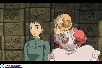Ходячий замок / Движущийся замок Хаула / Howl's Moving Castle / Howl no Ugoku Shiro / ハウルの動く城 (2004 г. Полнометражный) 9885b9058743t