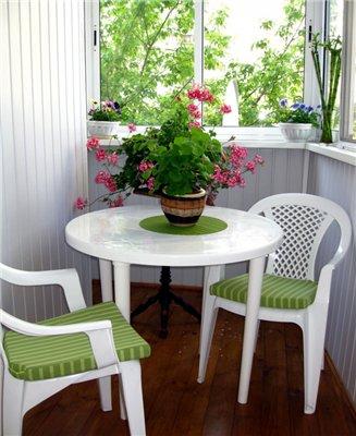 Идеи для оформления балконов и лоджий 42526d697d10