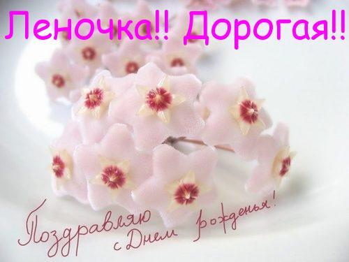 С ДНЁМ РОЖДЕНИЯ, ЛЕНОЧКА! 011f897e6a1d