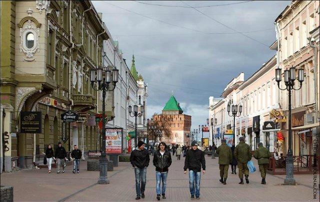 Старый-новый Нижний Новгород. Cdd02c35826e
