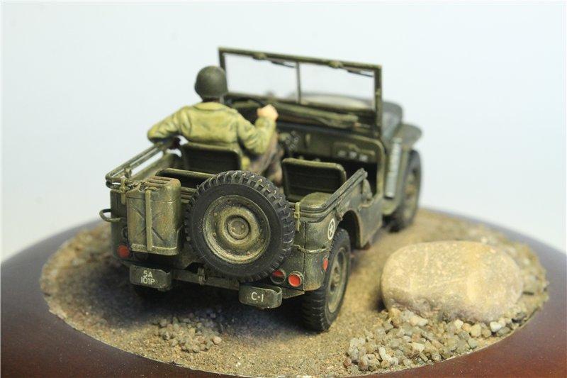 Tamiya 35219 Jeep Willys MB 1/4-ton 4x4 truck 1:35 D52f3592db69