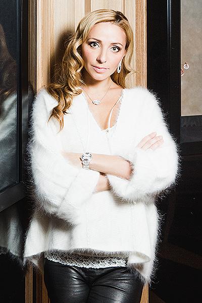 Татьяна Навка - официальный посол бренда Chopard Fb1d490bc142