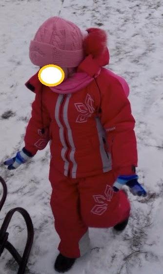 Зимний термокомбинезон куртка+штаны Scorpian для девочки 104 размер 5f1df8378dbb