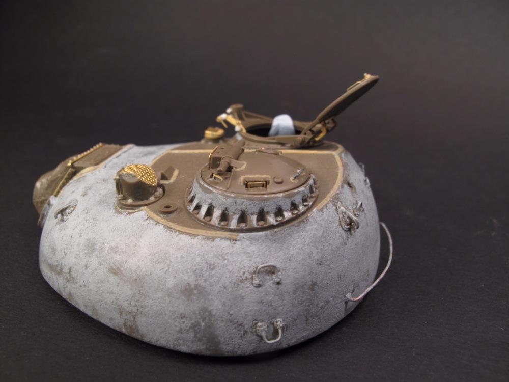 Т-55 «Enigma» TAMIYA + VoyagerModel PE 35460 1/35 6f28b8d14248
