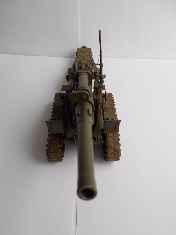 Советская 203-мм гаубица Б-4 1/35 (Alan №3522) - Страница 2 2b7578a8e786
