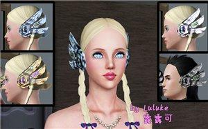Украшения для головы, волос - Страница 4 9dd1cb1a74e4