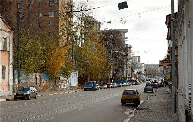 Старый-новый Нижний Новгород. A6b447cae6db