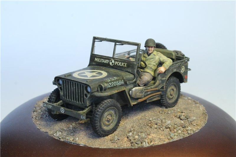 Tamiya 35219 Jeep Willys MB 1/4-ton 4x4 truck 1:35 67584b620d8f