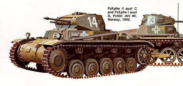 Pz.Kpfw.II Ausf.C 1/35 (Арк-модел) F623682478df