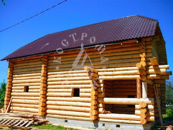 Дом из профилированного бруса 7093041240de
